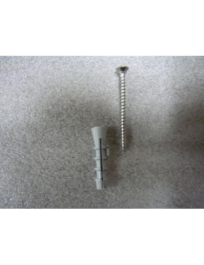 Set spojovacieho materiálu pre tepelnoizolačný materiál s hrúbkou do 2cm