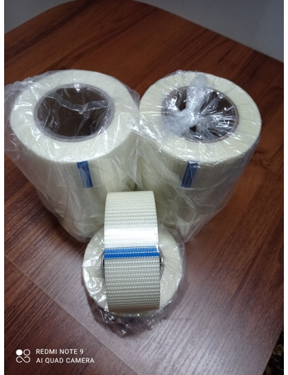 Samolepiaca páska so sklenenými vláknami, šírka 5cm