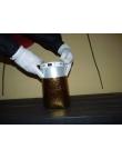 Ochr. pás no mud nest® vcelku hladký s ref.otvormi Ø2mm - metrážny predaj (v rozmedzí 5cm - 3000cm)
